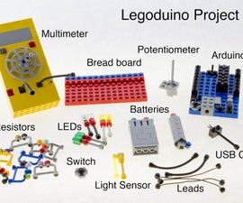The Legoduino Circuit Learning Project