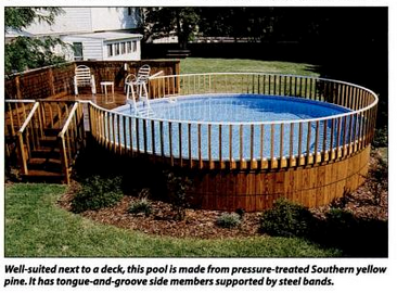 Picture of Planning for a Pool