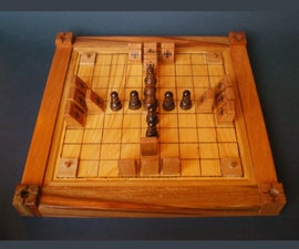 Tablut and Hnefatafl