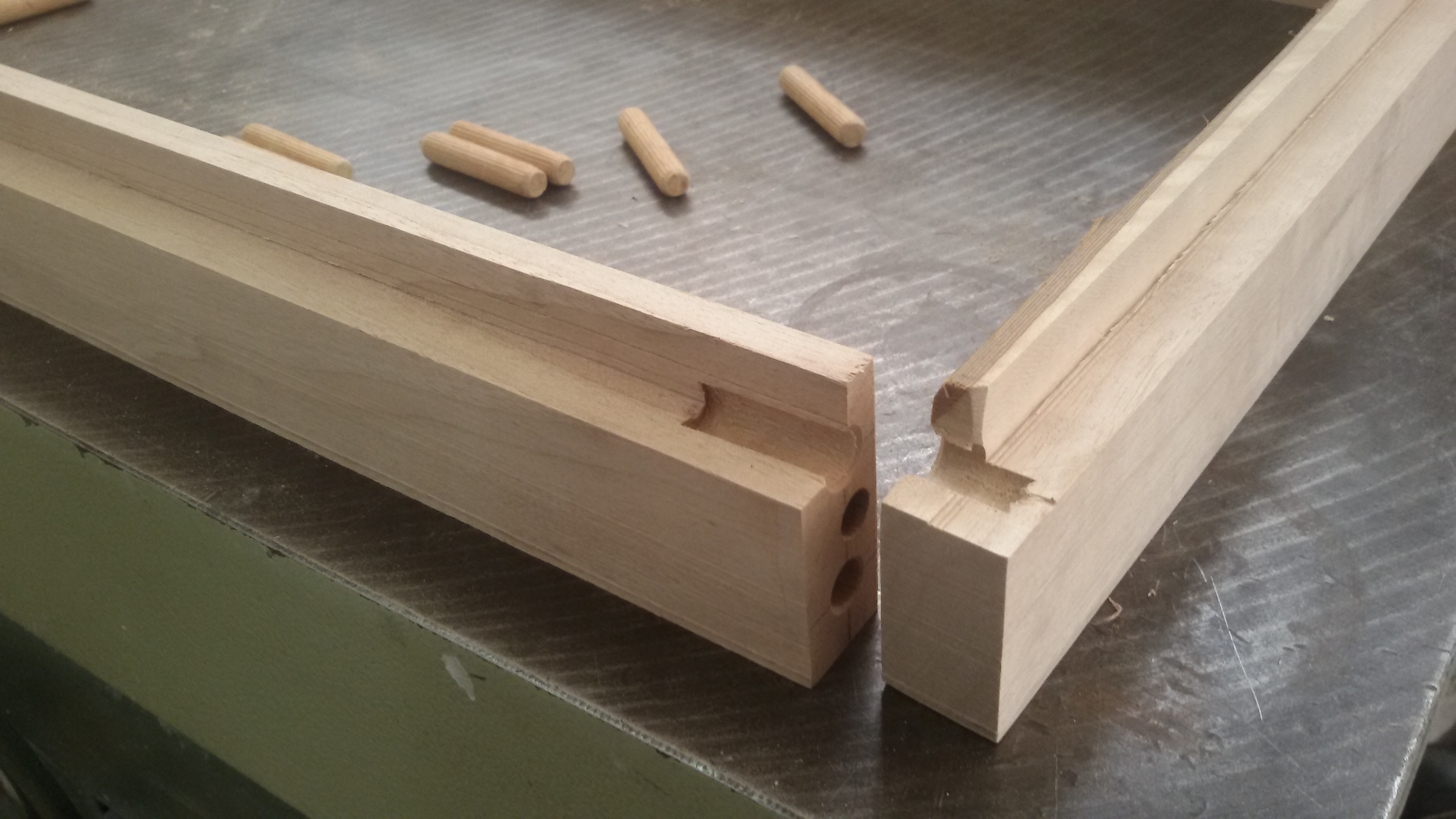 Picture of Making Paths for the Body of Cajon