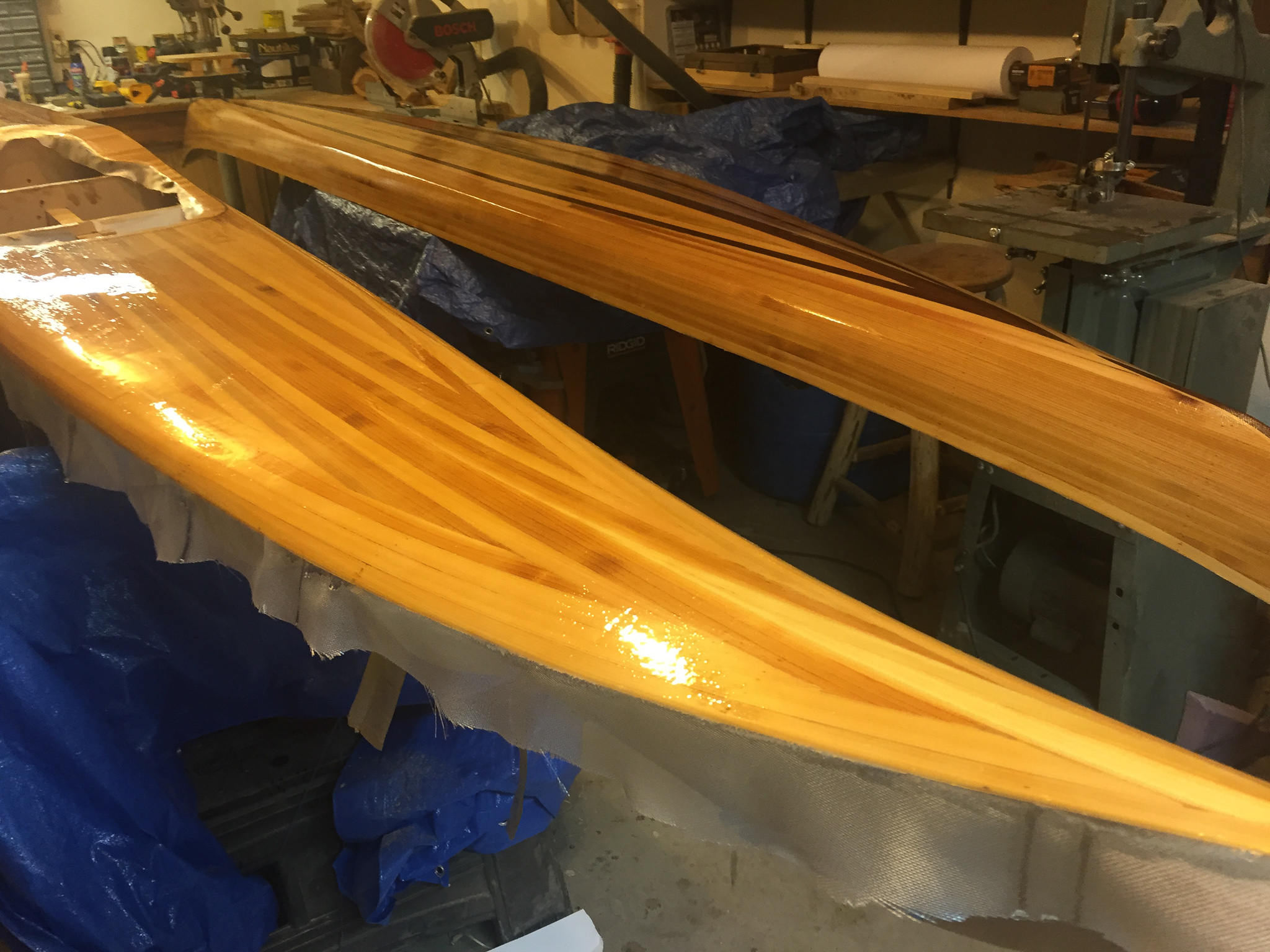 Picture of Fill Coat Deck