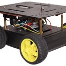 CxemCAR 1 - Android Control RC Car over Bluetooth