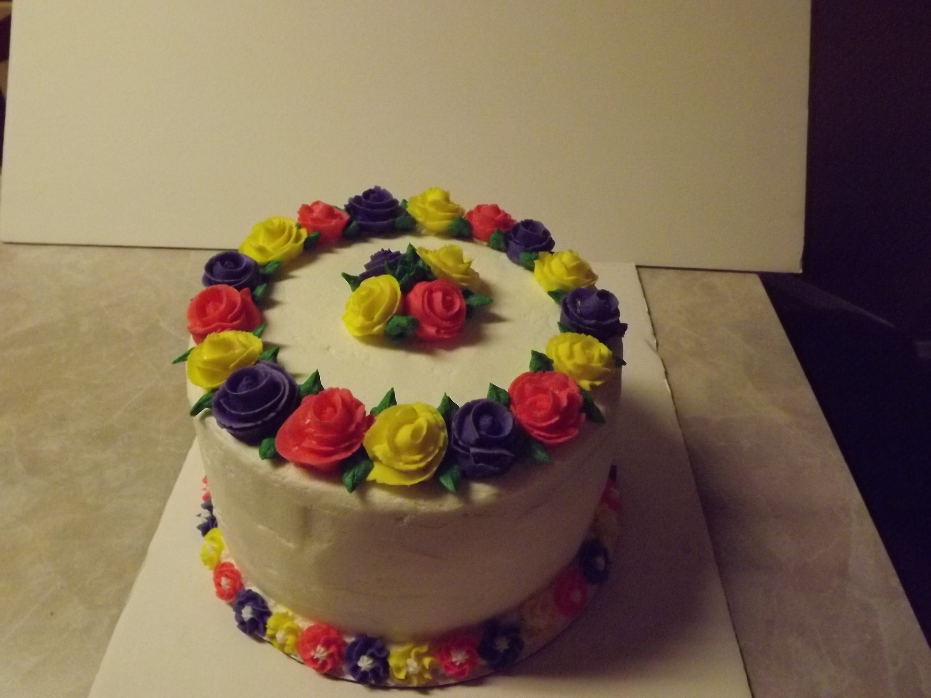 Picture of Mother's Day Cake