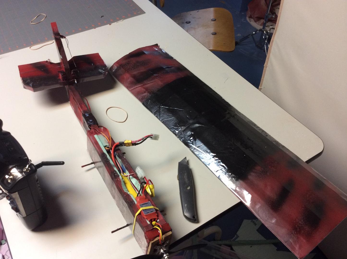 Picture of Good Scratchbuilt RC Planes