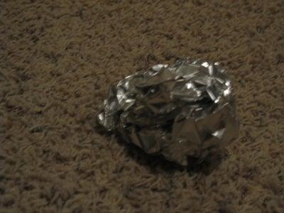 Make Aluminum Foil Armor