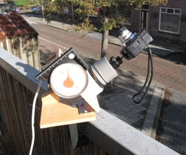 Standalone Mount for Astro Photography