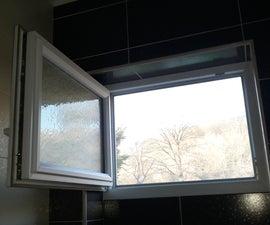 Easy way to fix window