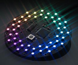 Aurora 48 - 48 RGB LED Sequencer