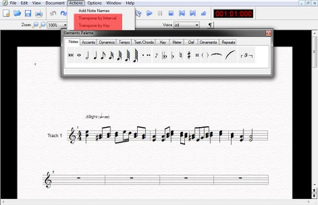 How to Transpose a Song