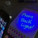 iPhone Black Light