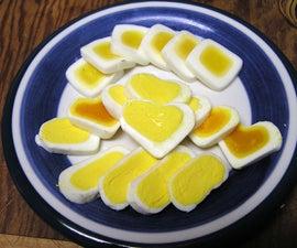 Fancy Hard Boiled Eggs