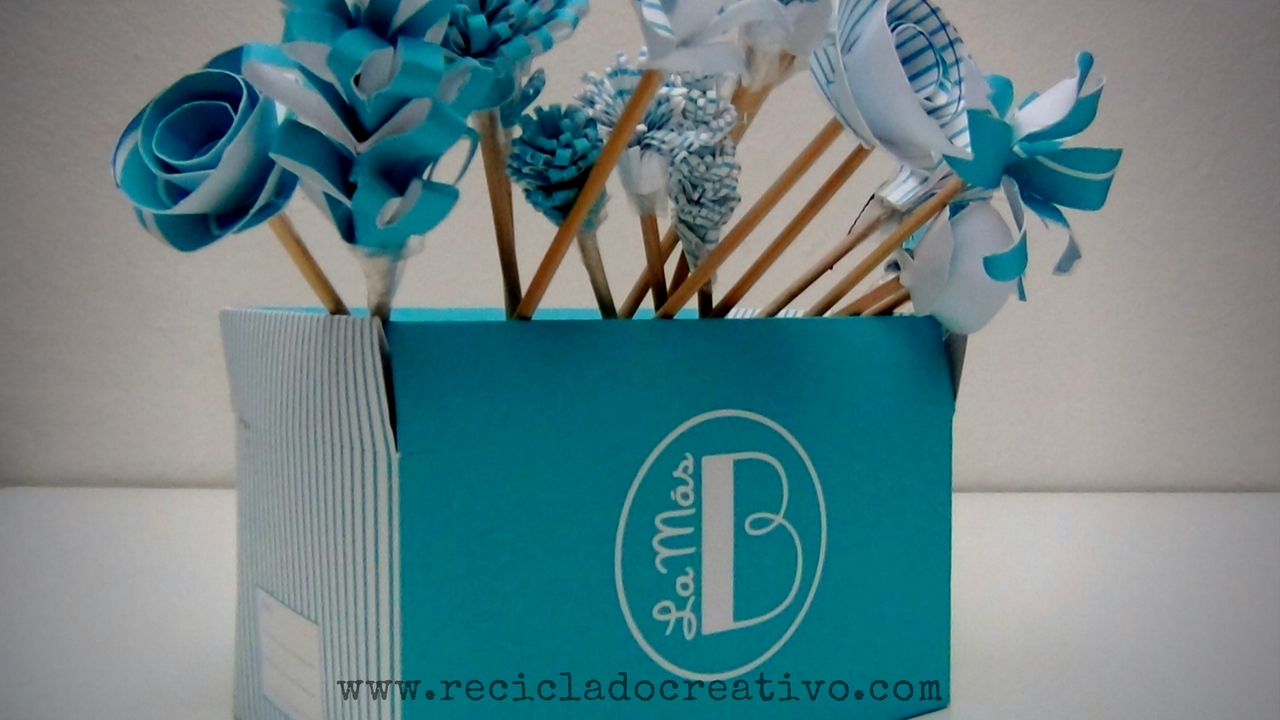 Picture of We Can Make Different Flowers Such As Roses, Dahlias or Hyacinths