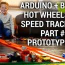 Arduino Hot Wheels Speed Track - Part 1 - Prototype
