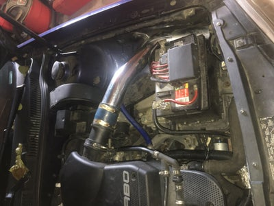 How to Install a Cold Air Intake on a Golf GTI 4th Gen.