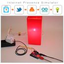 Internet  Presence Simulator (for Home)