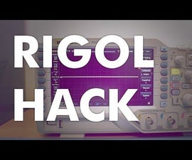 How to Hack & Upgrade a Rigol DS1054Z Digital Oscilloscope