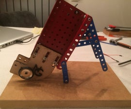 Making a catapult with Arduino