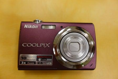 Nikon Coolpix S220 Screen Replacement
