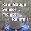 Digital Rain Fall Monitor