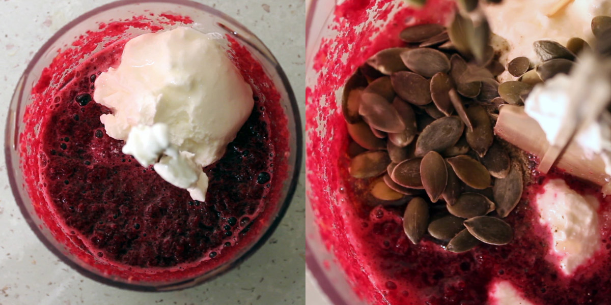 Picture of Make BEETROOT PESTO