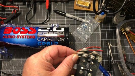 Prep the 2 Main Components &Set Voltage/Amps