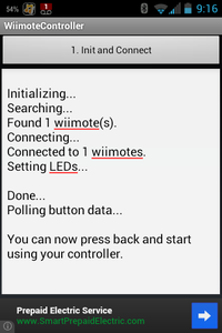 Make It WIIMOTE CONTROLLED
