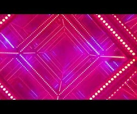 RGB Infinity Cube
