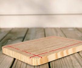 Plywood Cutting Board