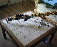K'nex Sniper Rifle CCG36.