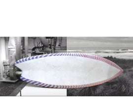 Data generated surfboards