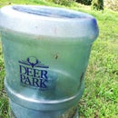 Yellow Jacket Ground Nest Trap From 5 Gallon Water Bottle