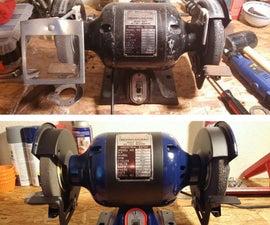 Bench Grinder Restoration
