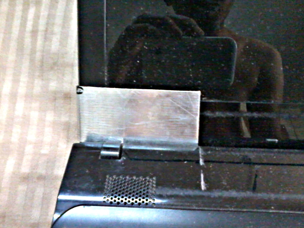 Picture of Simple Fix for Vaio Laptop Hinge