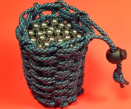 Paracord Ammo Pouch