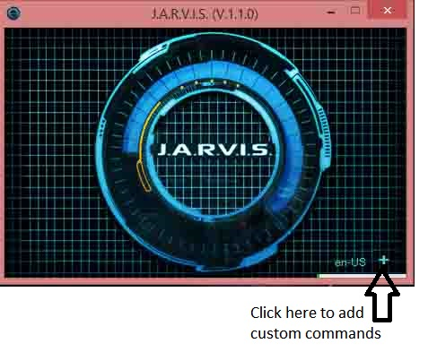 Picture of Configuring JARVIS.