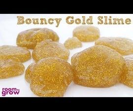 Bouncy Gold Slime