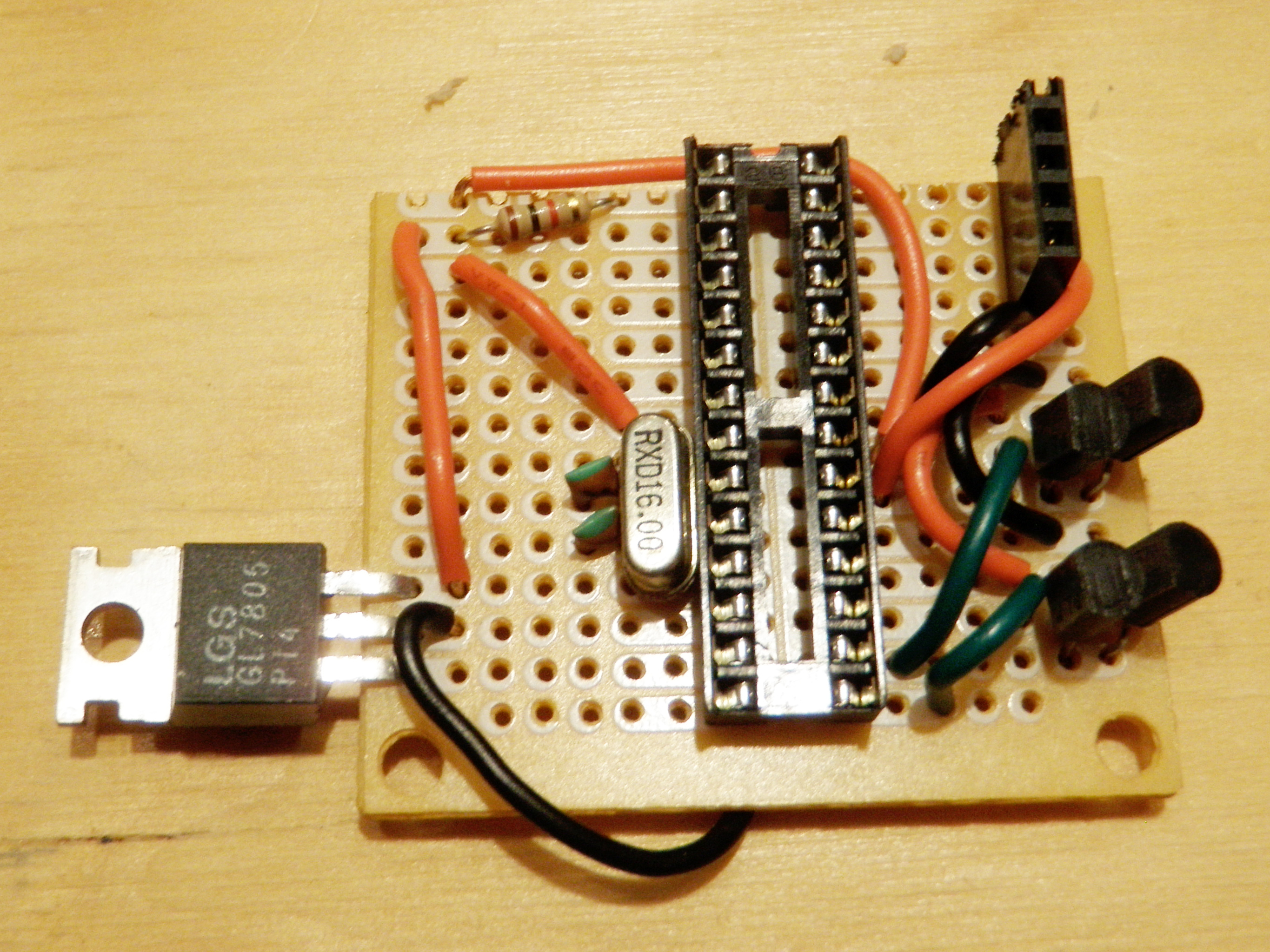 Picture of Build the Circuit