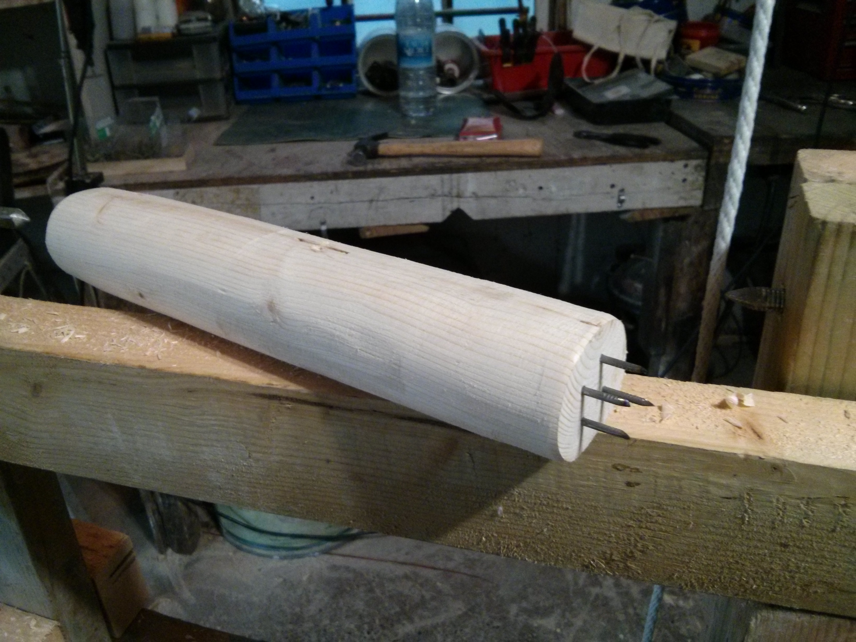 Picture of The Bowl Making Spindle