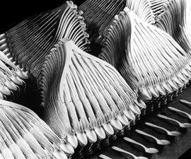 "Frank Lloyd Wright concrete ""Textile"" block"