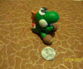 Mini-Super Mario Yoshi