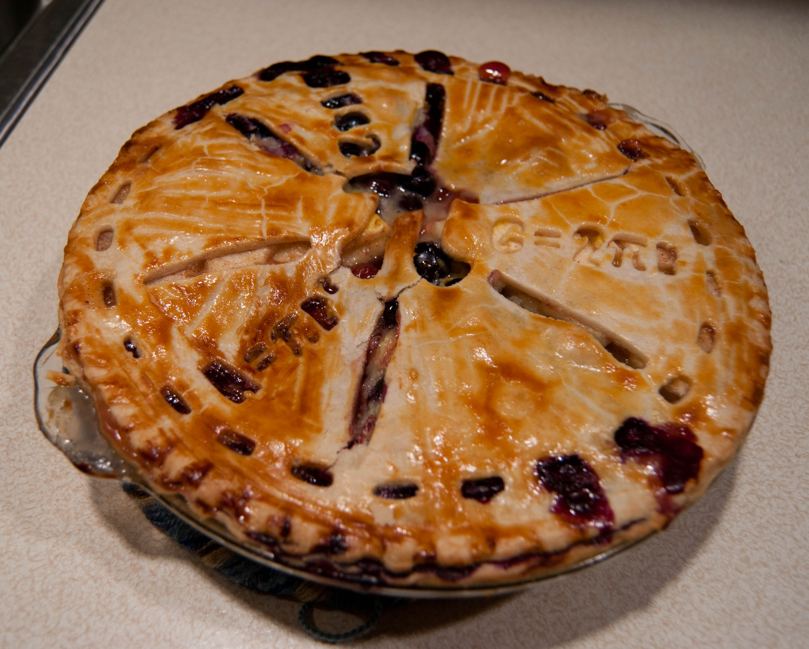 Picture of Tri-PiE-Day Experiment
