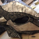 How to get a realistic metal effect on your armour