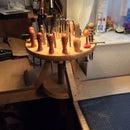 Leatherworkers Tool Carousel