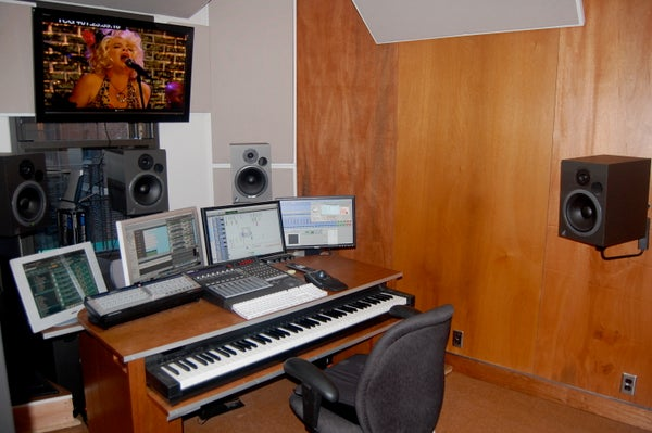 Build a Music Studio in an Apartment Building