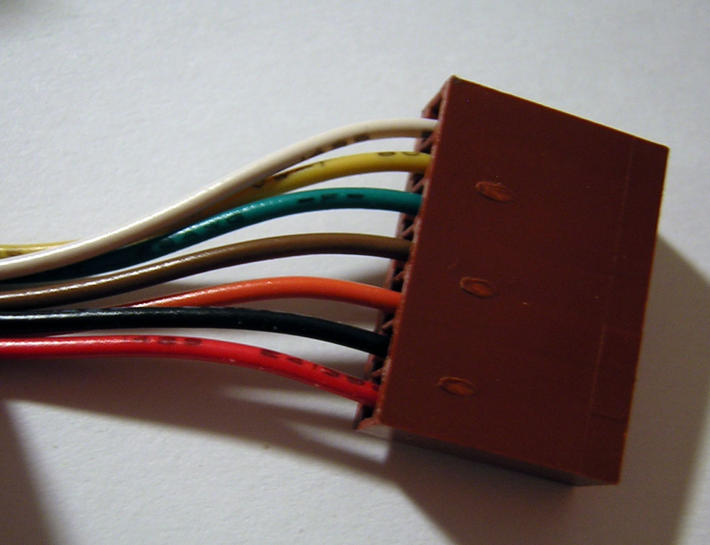 Picture of Self-clocking Magnetic Card Readers