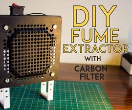 $5 Powerful DIY Fume Extractor