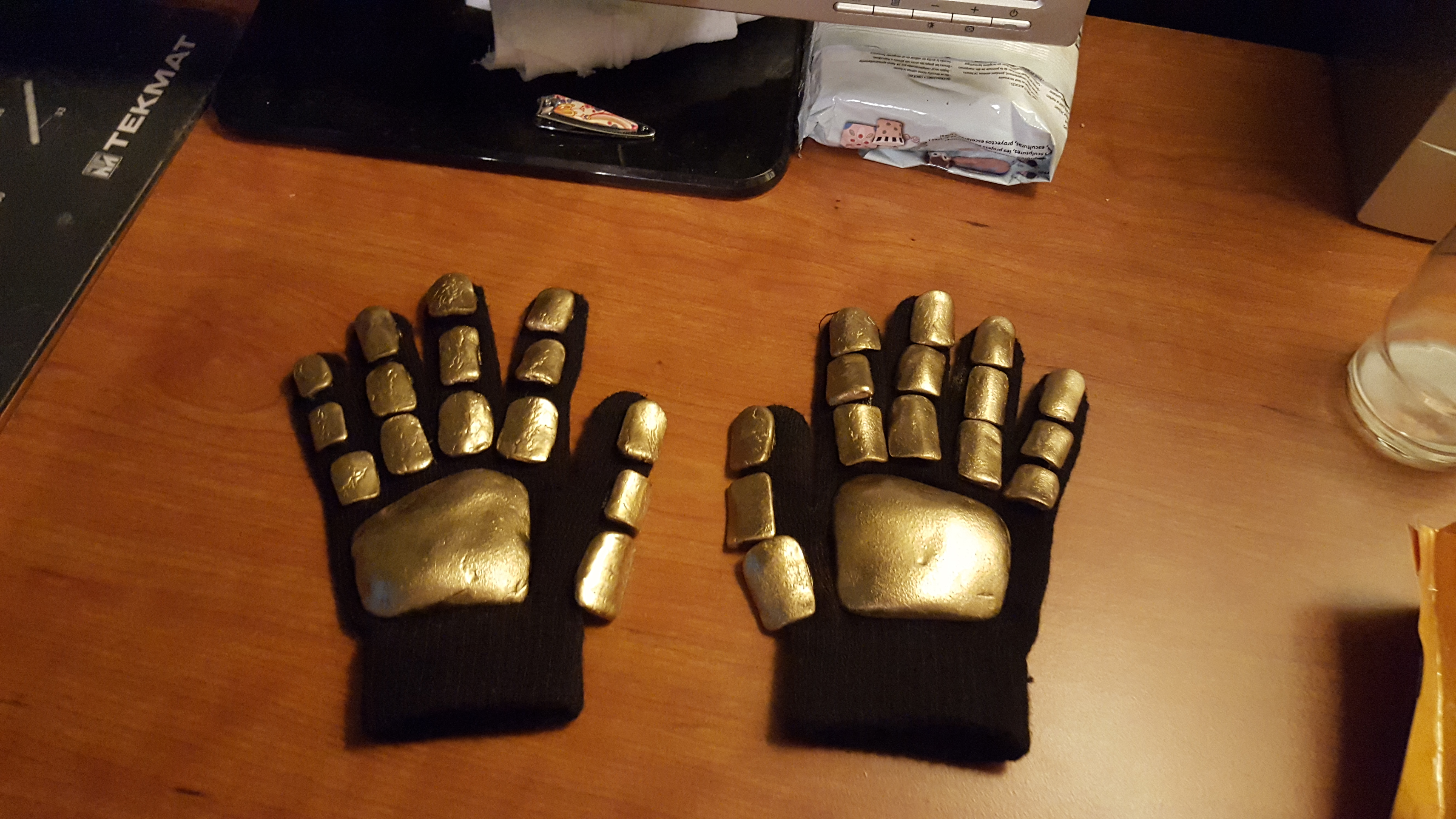 Picture of Get Your Gloves and Prepare to Robot Rock!