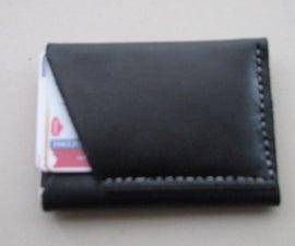 minimal card holder
