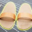DIY Cardboard Slippers