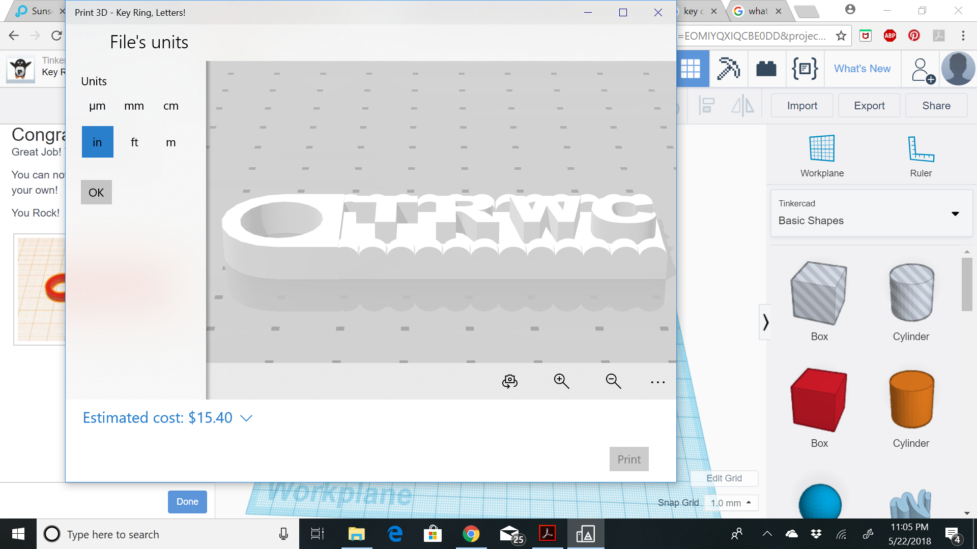 Picture of 3D Printing Software